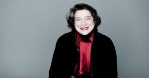 Breve Encuentro con Elisabeth Leonskaja en la Sociedad de Conciertos de Alicante