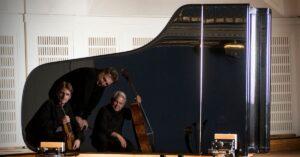 Breve Encuentro con el Vienna Piano Trio en la Sociedad de Conciertos de Alicante