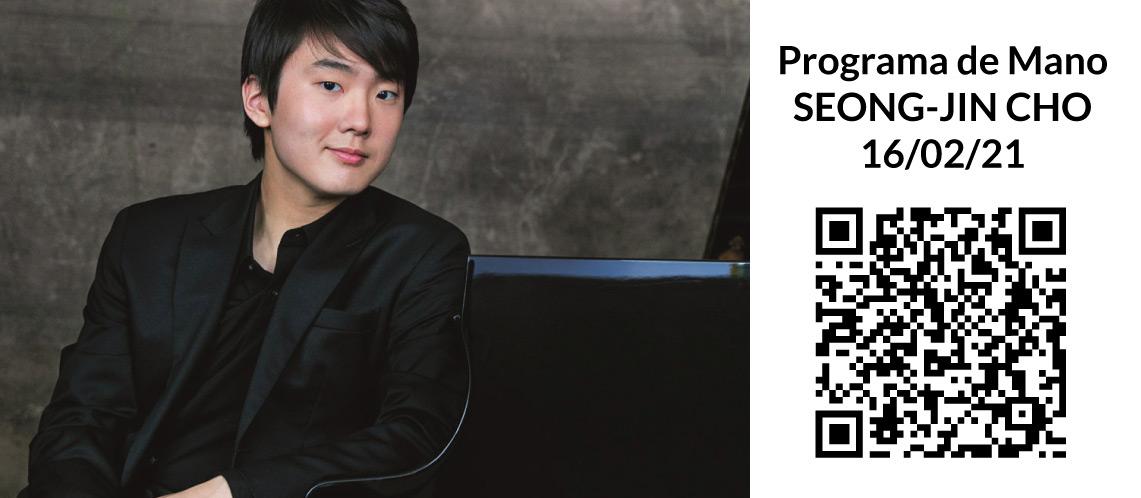 SEONG JIN CHO piano sociedad conciertos alicante